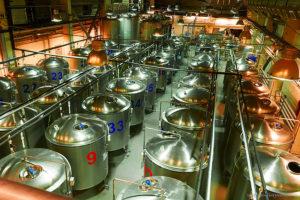 Моющие средства для пива и напитков